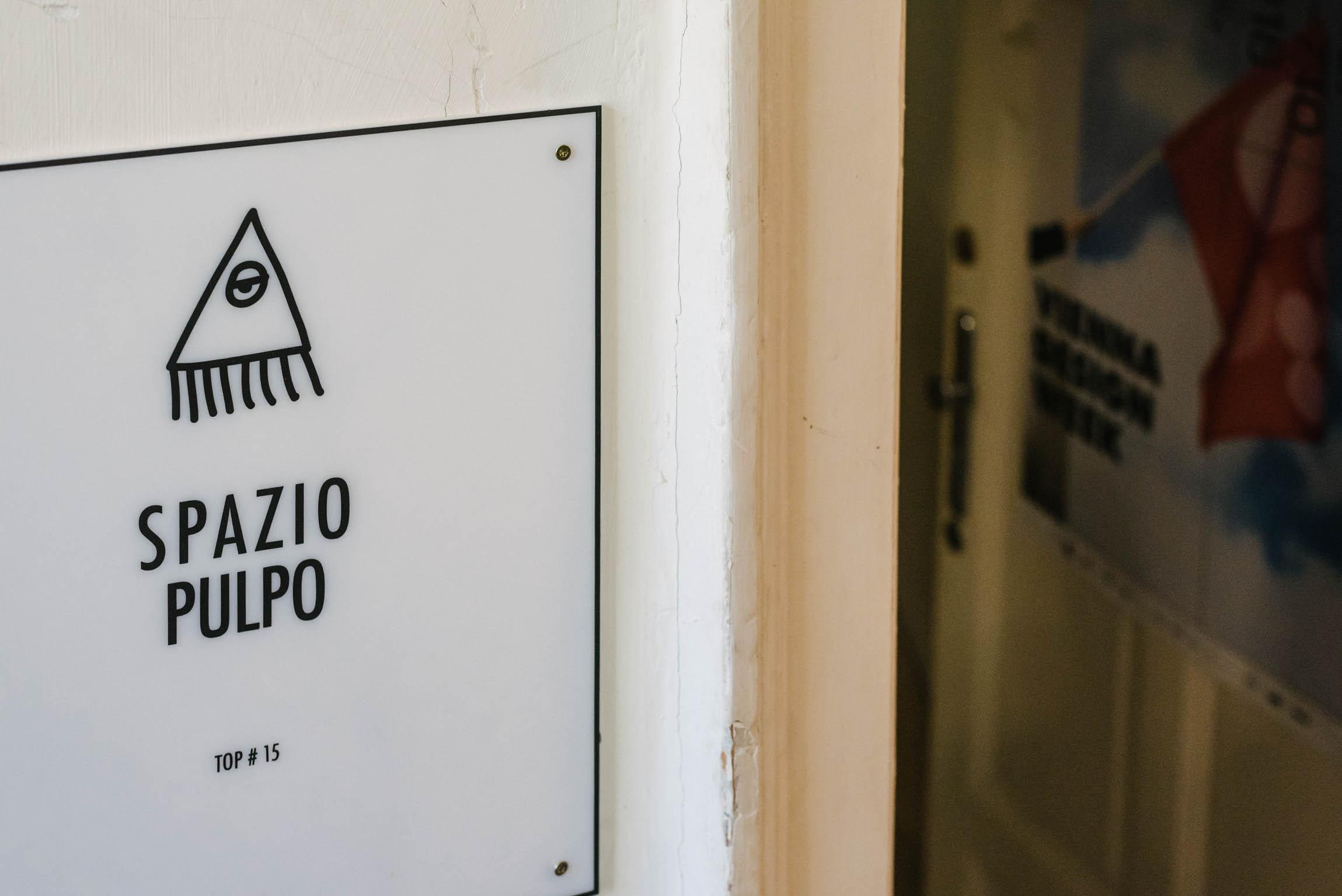 TOUR 2: DESIGN IN DER WIENER INNENSTADT  VIENNA DESIGN WEEK,  EXIT  Spazio Pulpo