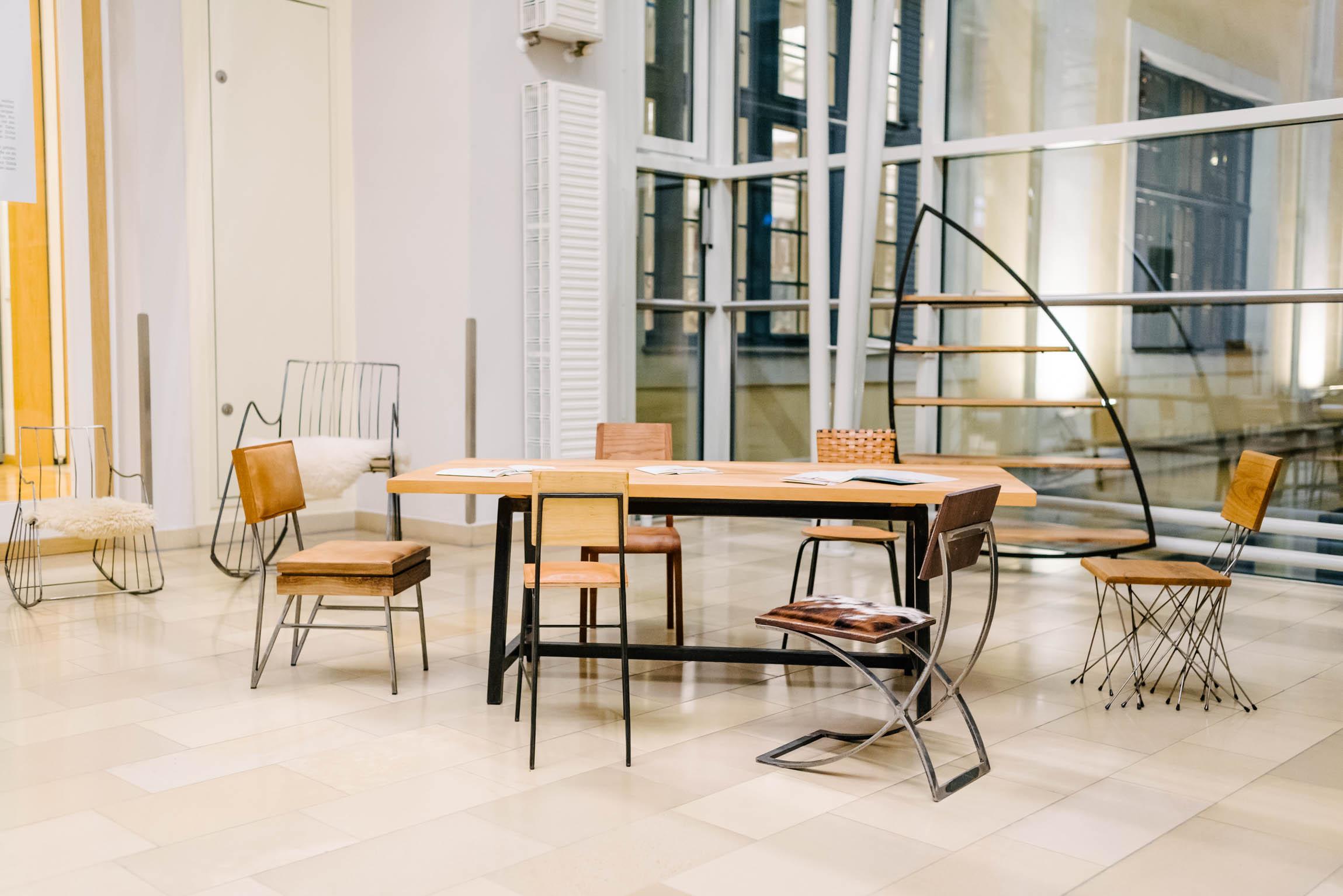 VOM MODELL ZUM WERK – AUSSTELLUNG MIT GESCHICHTE(N)  Hofmobiliendepot • Möbel Museum Wien