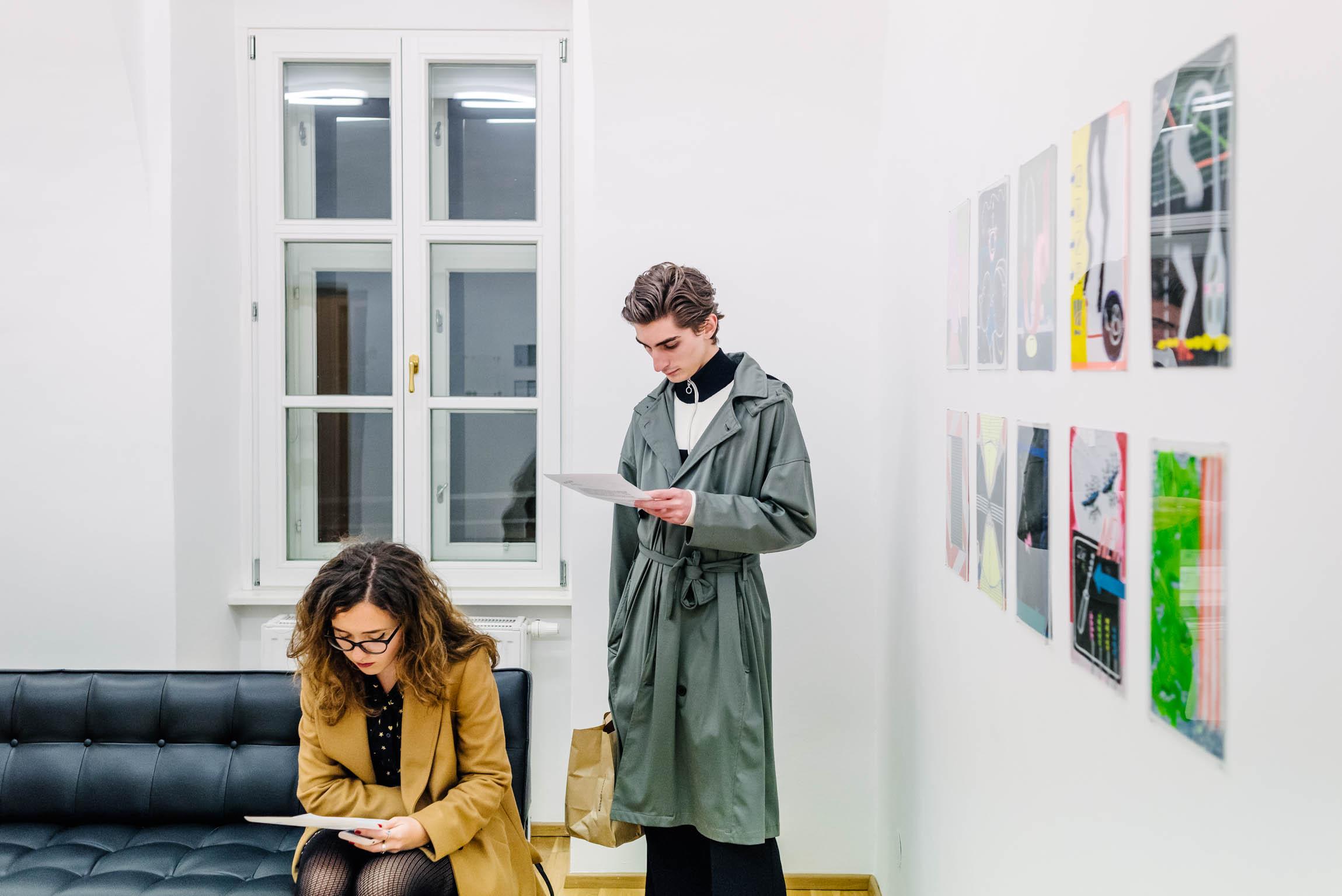 SVETA SHUVAEVA: DRAW-S  WOP Works on Paper