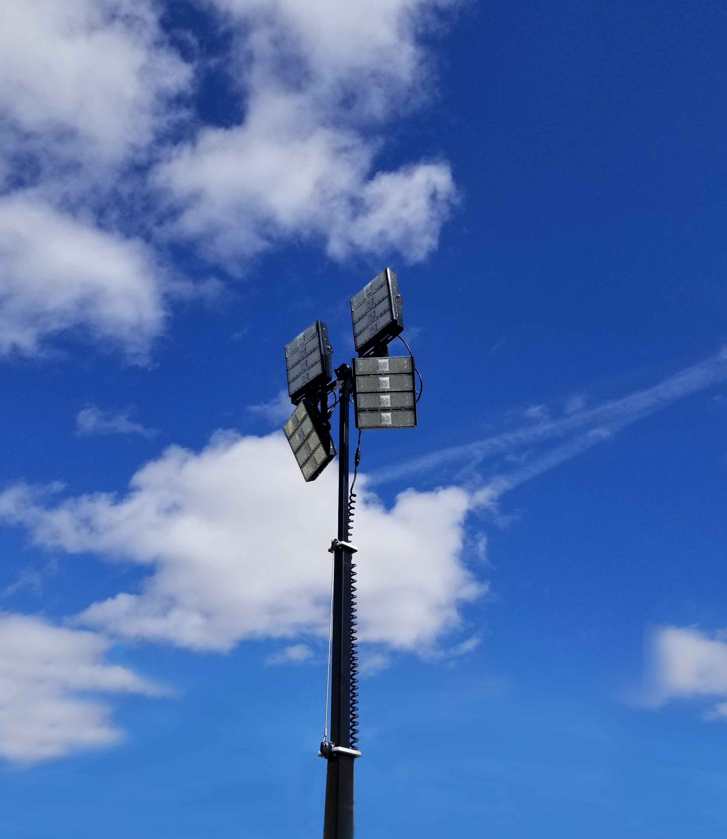 Beacon LED Tower - Read all about it!