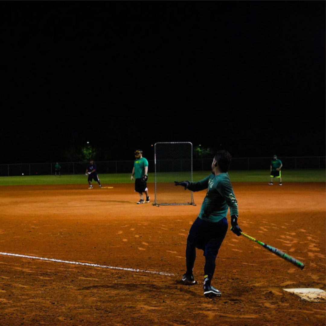 Baseball Field Lighting - 6 Beacon LED Tower lights are needed for an average baseball field