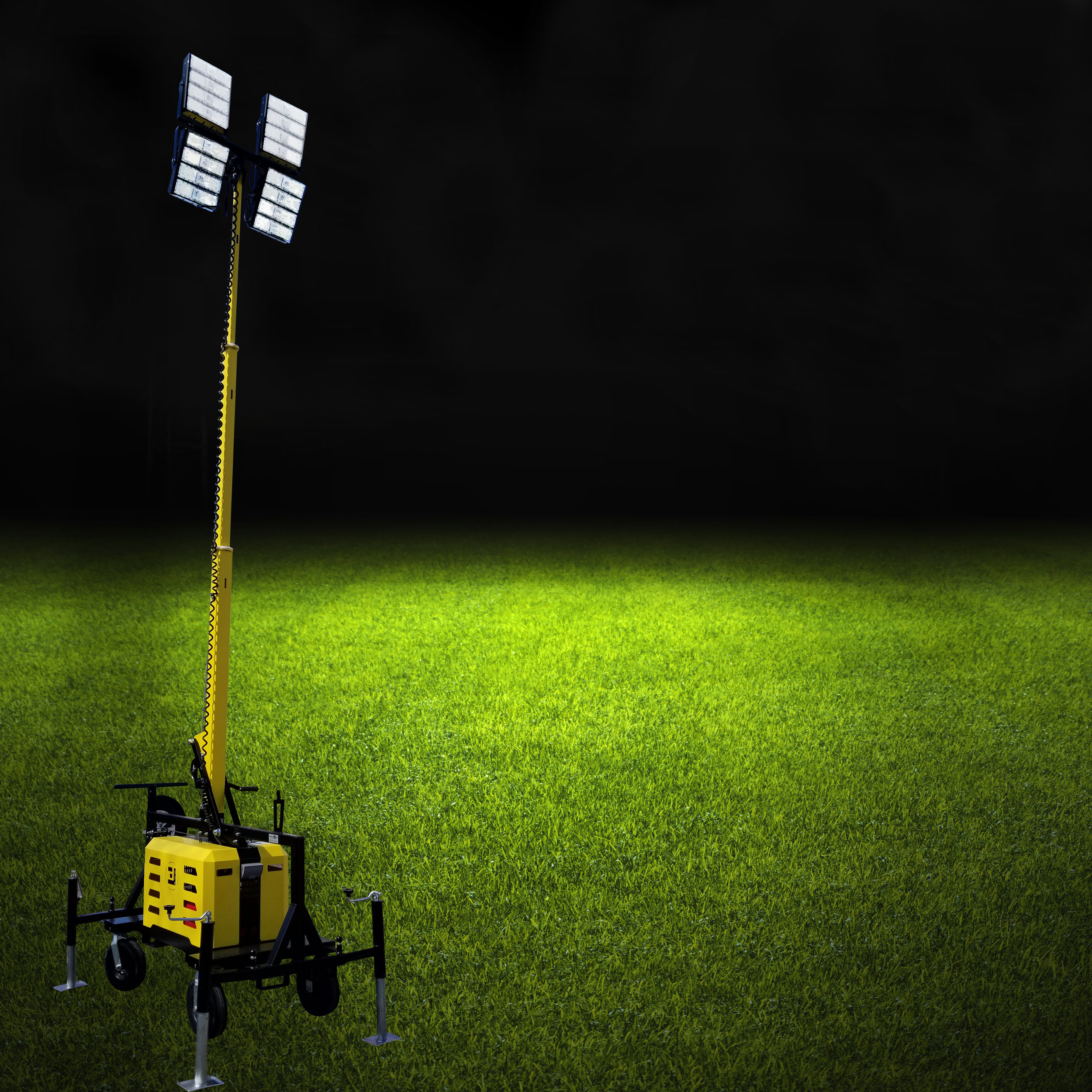 For All Applications - Give us a call or send us an email if you want to know how The Beacon LED Tower can work for your application!Scroll to the bottom of the page to access our sport lighting form.