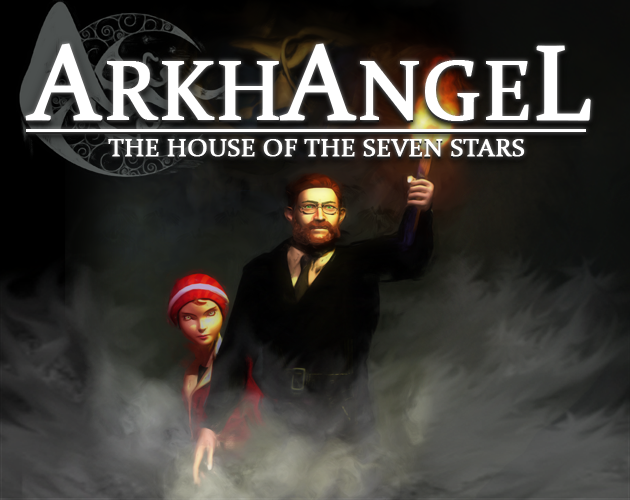 Arkhangel: The House of the Seven Stars - Our original point & click adventure game was released in the Summer of 2018 on Steam and itch.io. Available for purchase now!