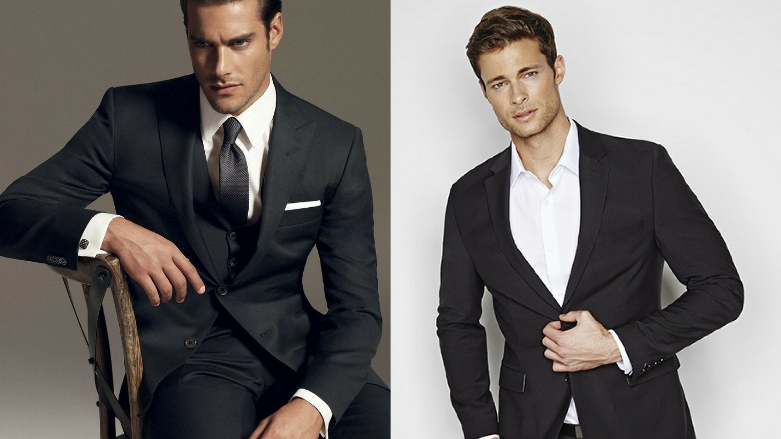 Suits - quality suits from the best brands