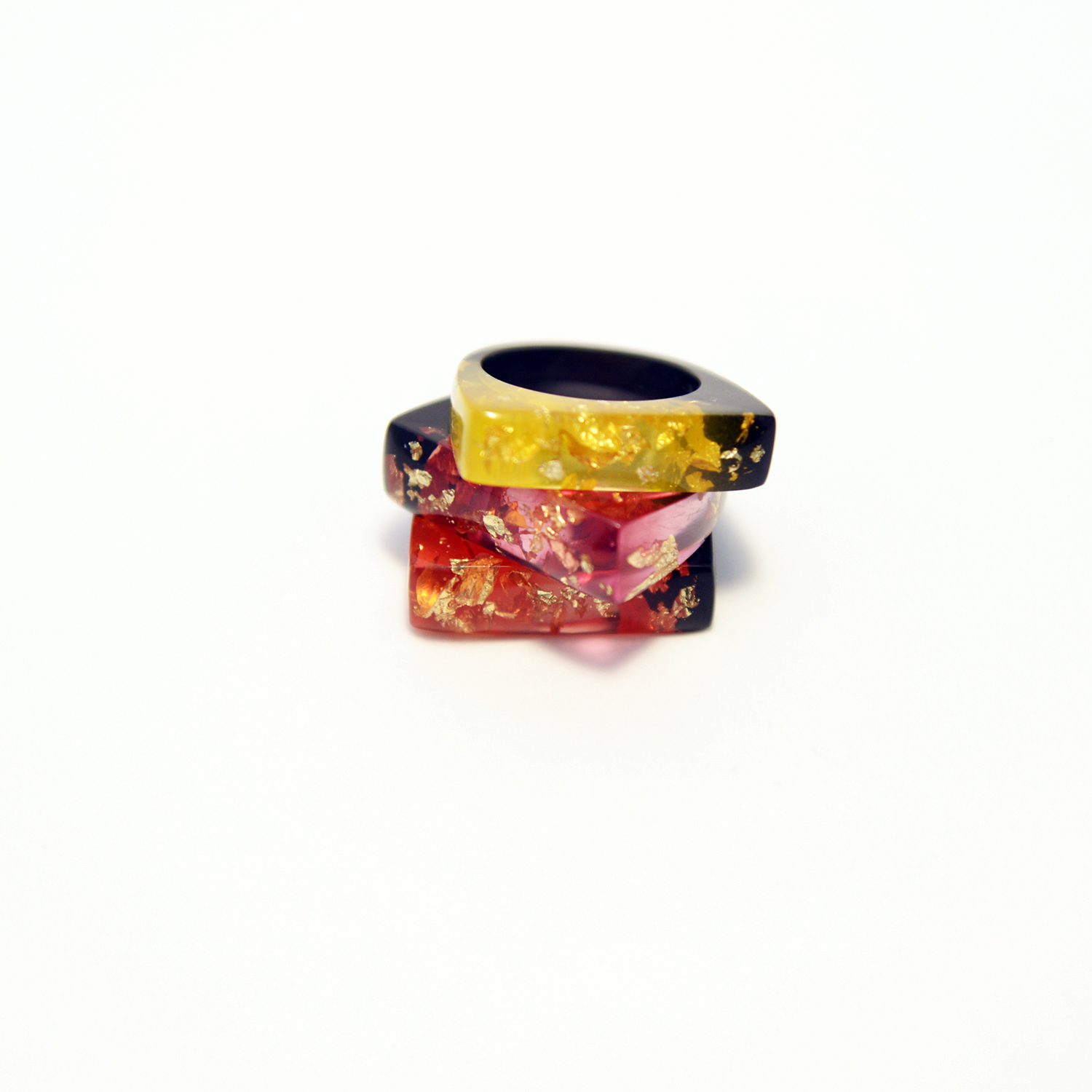 Rina™ Multicolor Stackable