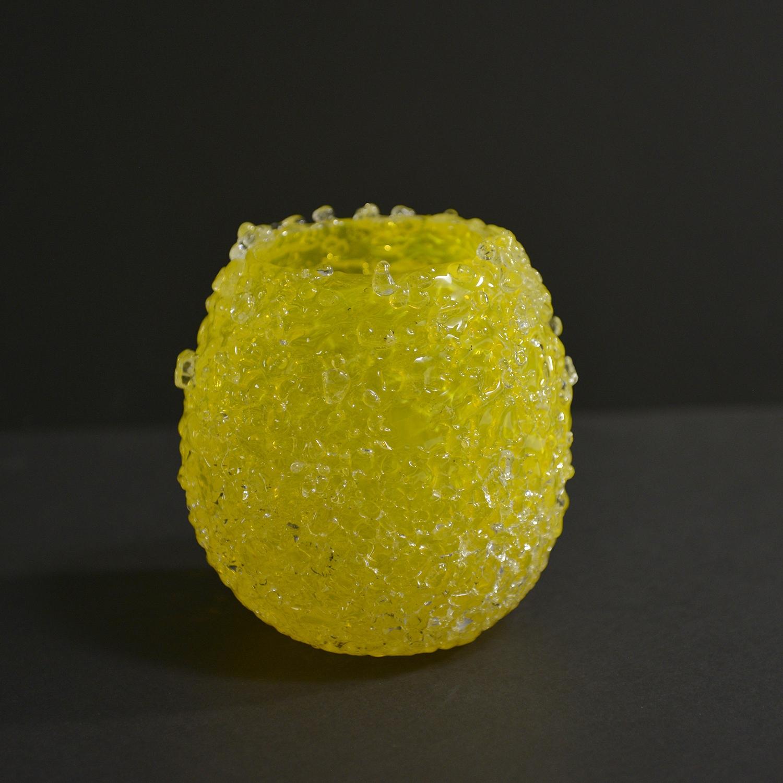 Gaïa™ Small Votive in Lemon