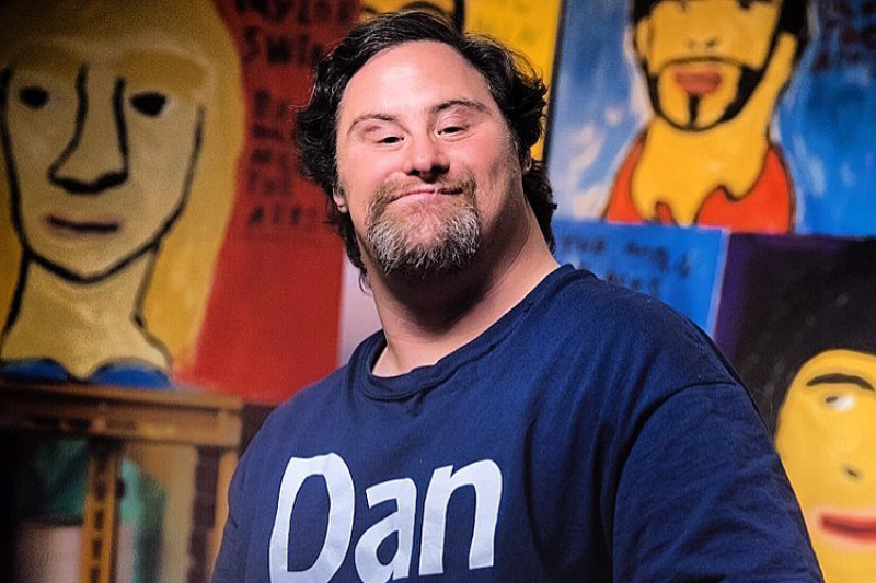 Dan The Man The Artist