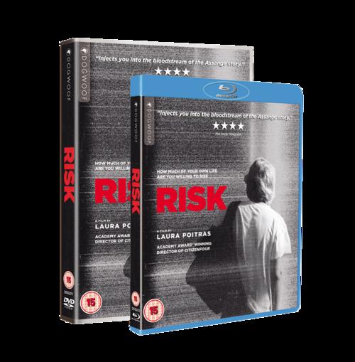 Risk DVD & Blu-Ray