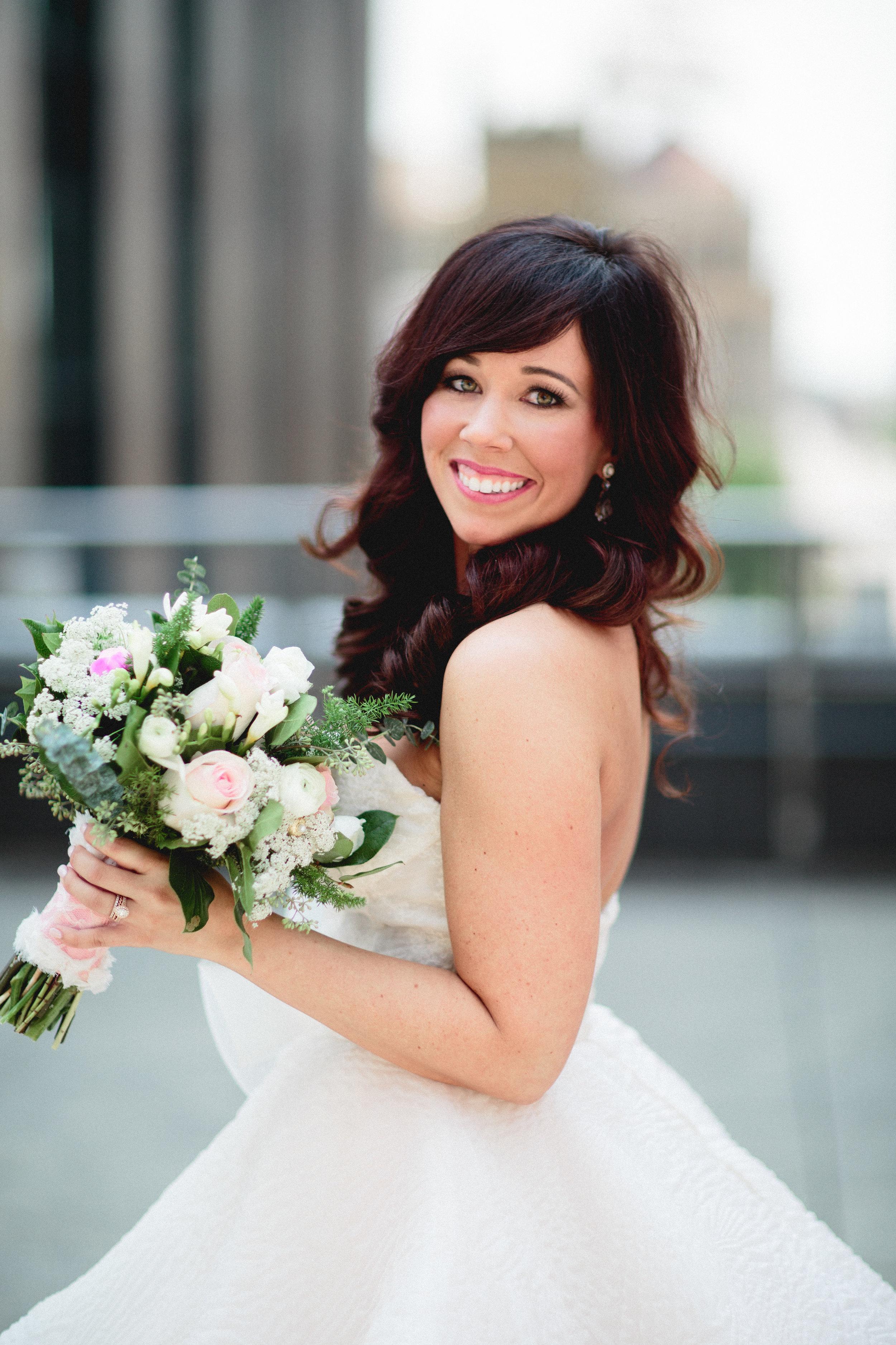 Bride Photographer Columbus Ohio