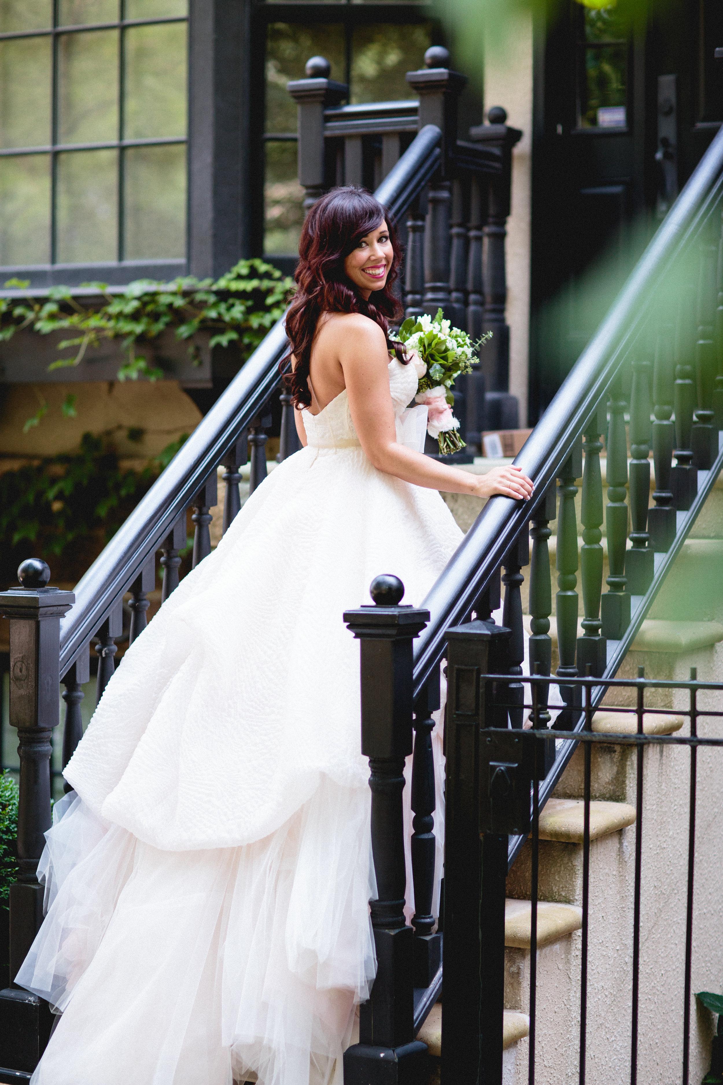 Bride Photographer Columbus Ohio - Bride Poses