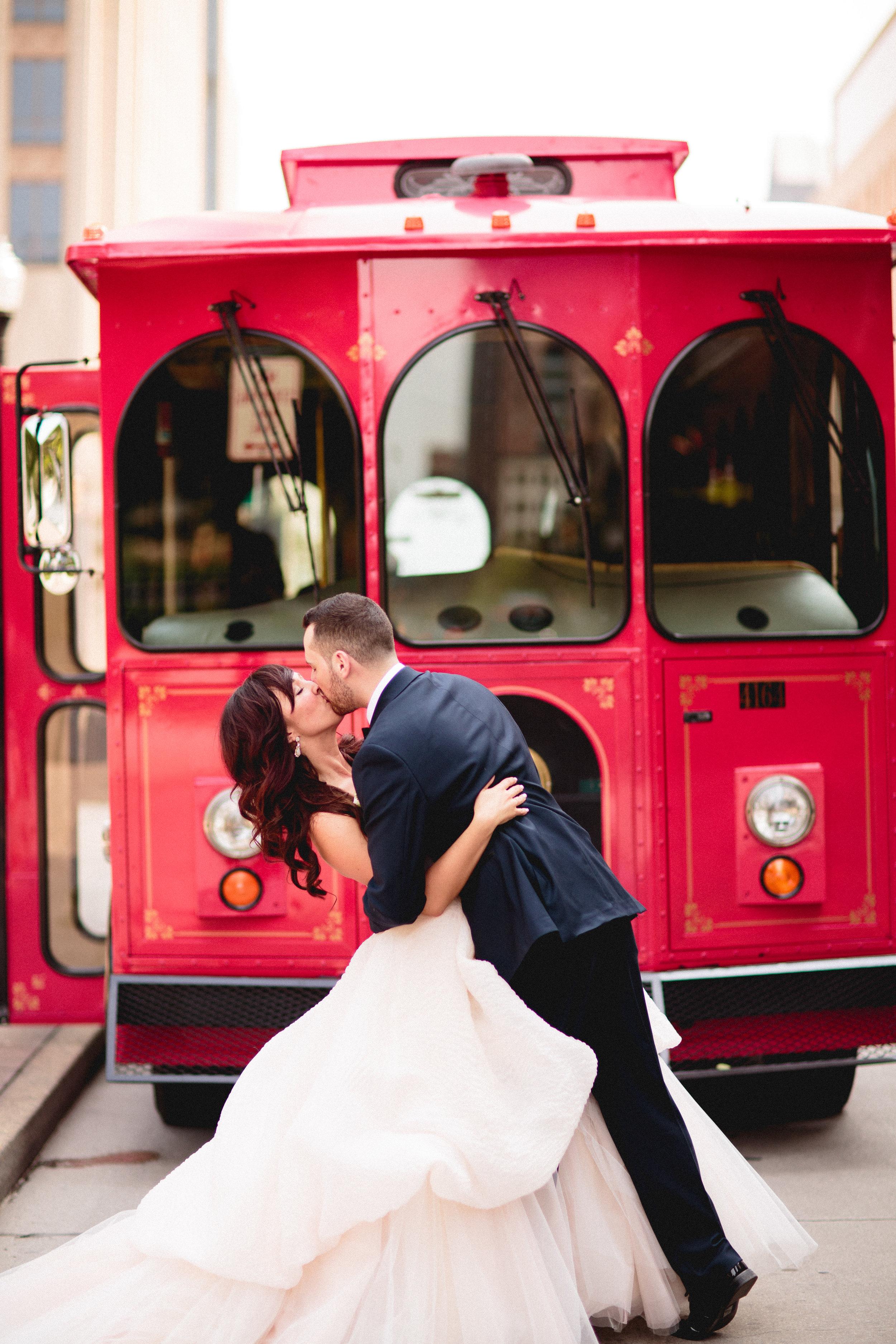 Creative Wedding Photographer Columbus OH