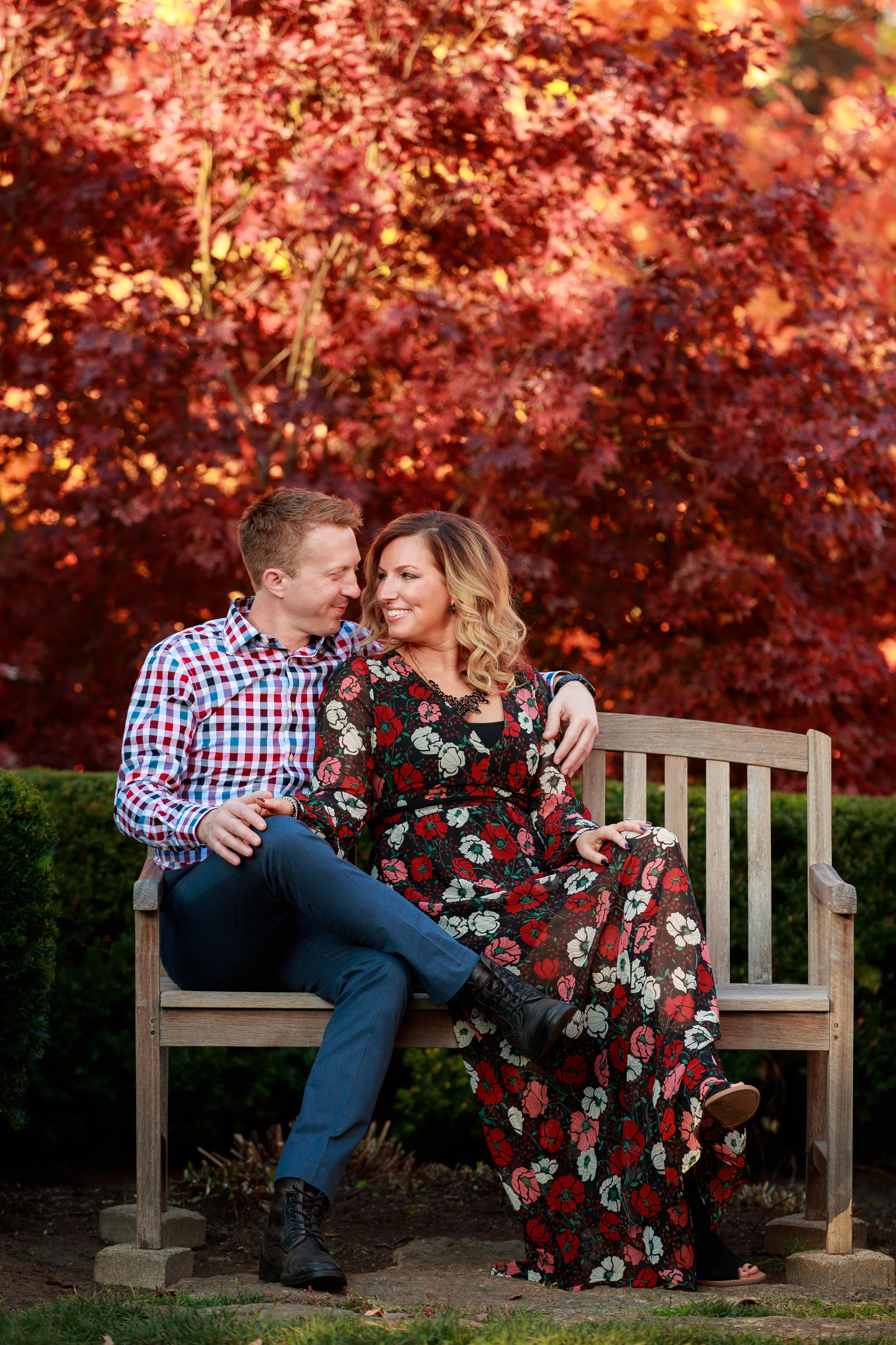 Engagement Photographer Ohio