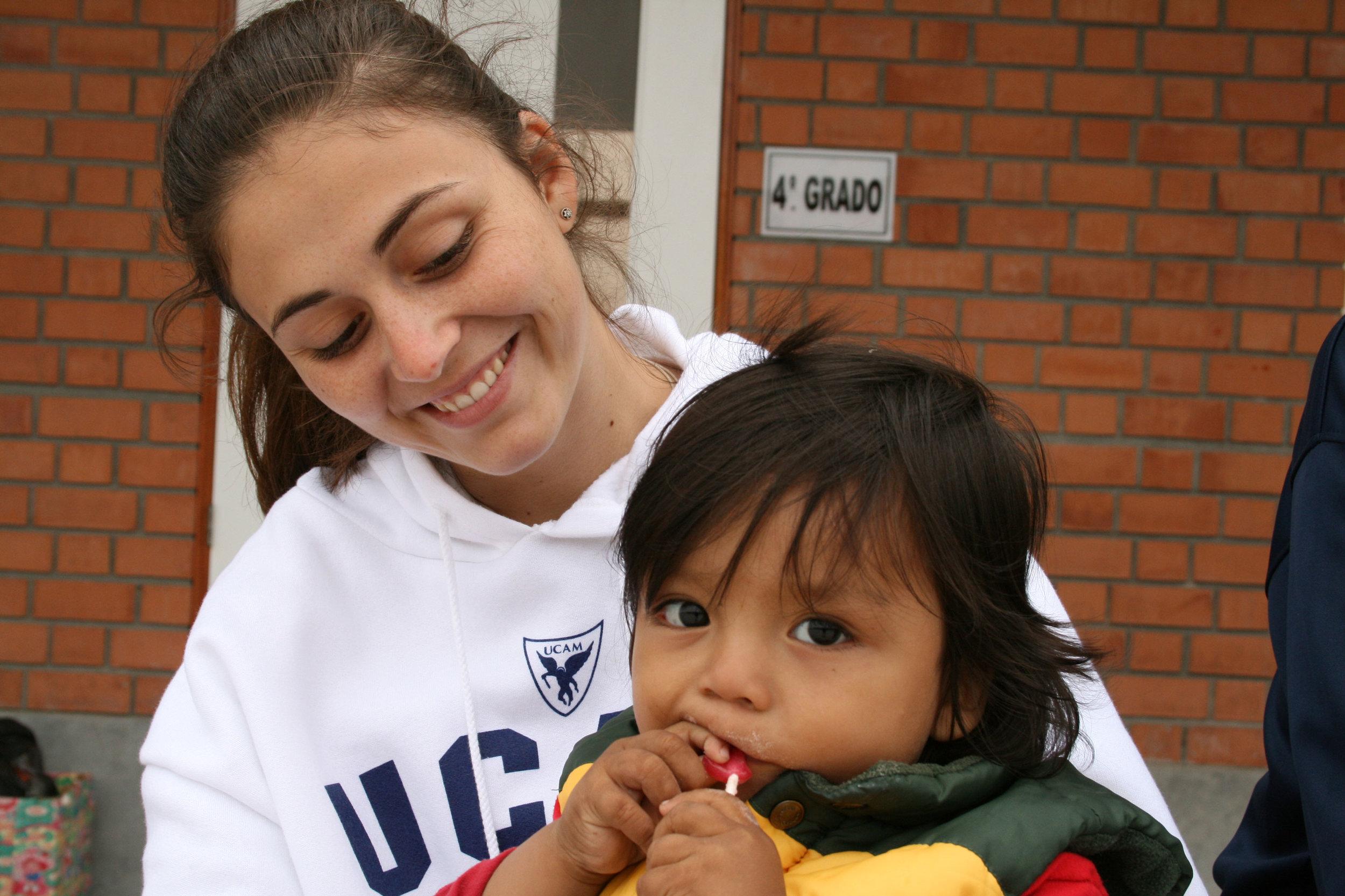 Voluntariado UCAM