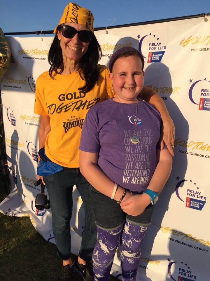 Relay For Life #GoldTogether Childhood Cancer Teams