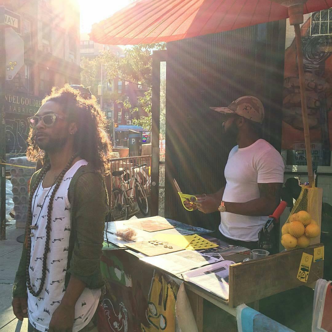LemOmade Pop Up | Lower East Side, NYC
