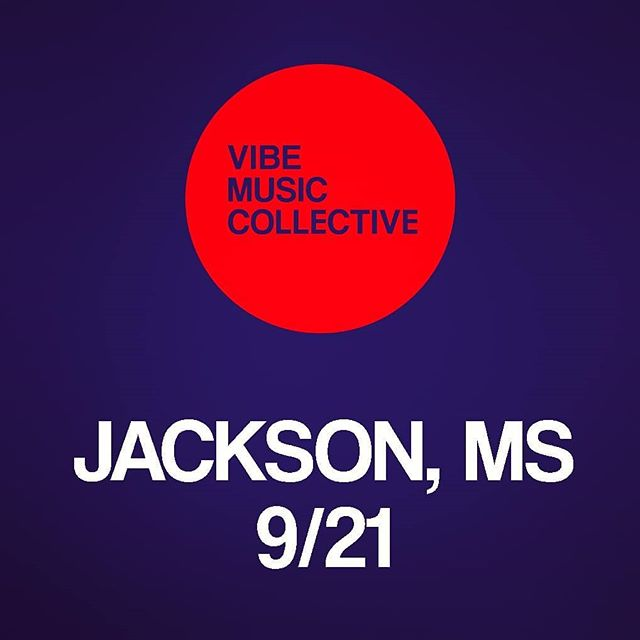 #jacksonmississippi  #VMCpopUp repost in your stories and mention @vibemusiccollective for info or stay tuned vibemusicco.com