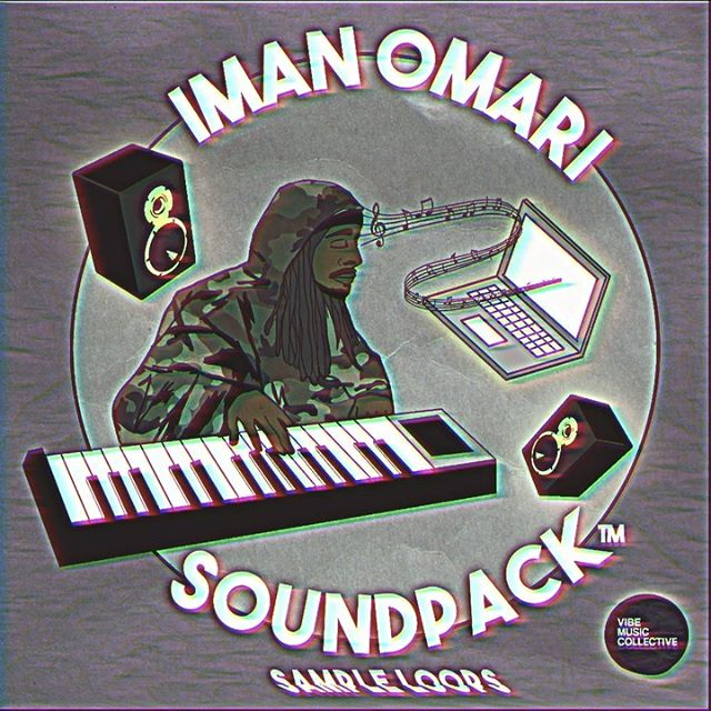 Iman Omari SoundPack™ | Sample Loops I have created (25) Samples for you to use for only $10! Everything played by me!🔥 🎵Only on Imanomari.com (