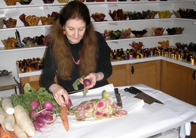 Parchment Creation - Margaret Dorfman