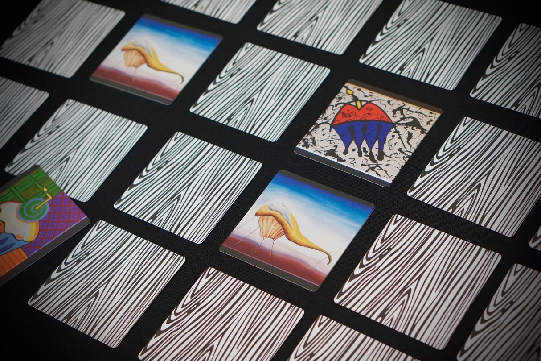 Higo Art - Memory Game