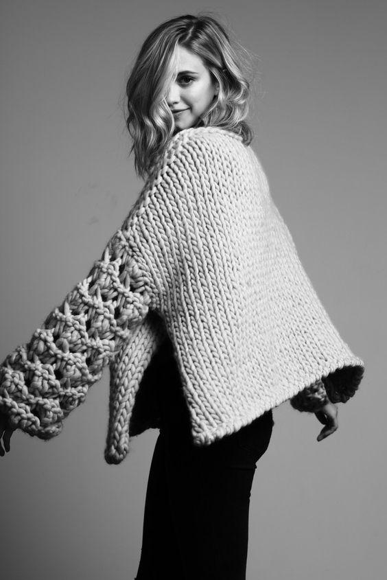 Kristen Sweater - Third Piece