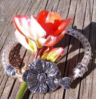 flower bee viking bracelet.jpg