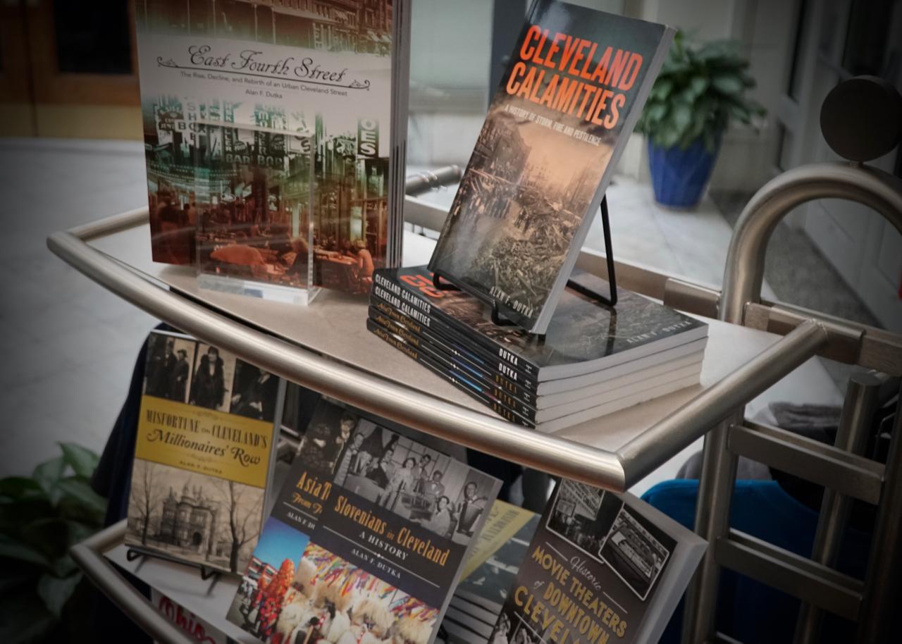 Alan Dutka Cleveland History Books