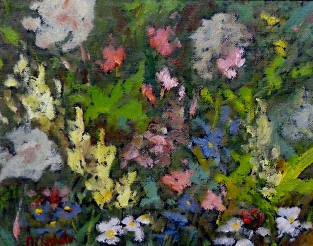 Wild Flowers at Leighton Centre