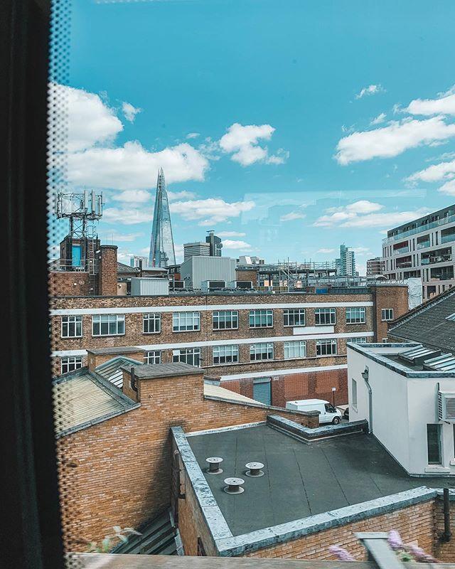 London Town 🏙 #london #theshard #sundaychapterpresets