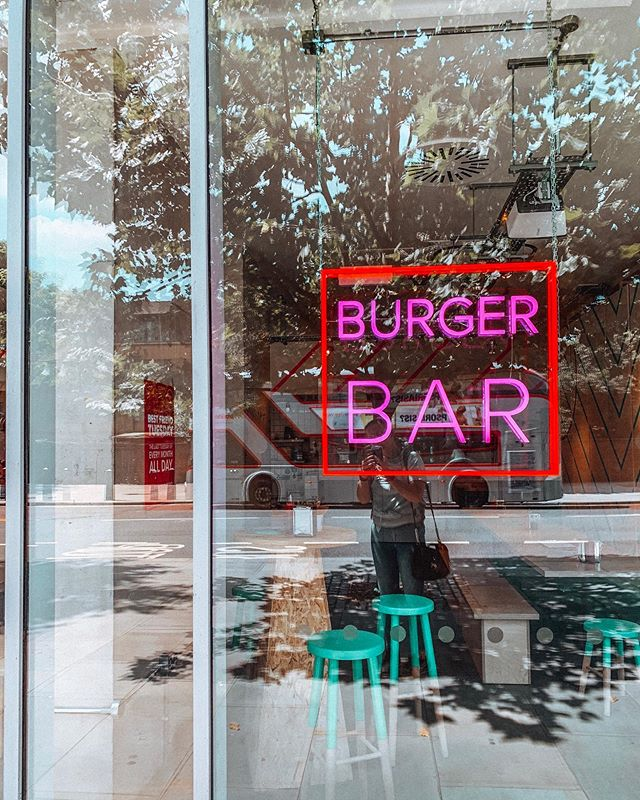 Sounds like my kinda place. #ldn #ukig #burgerbar #blspresets