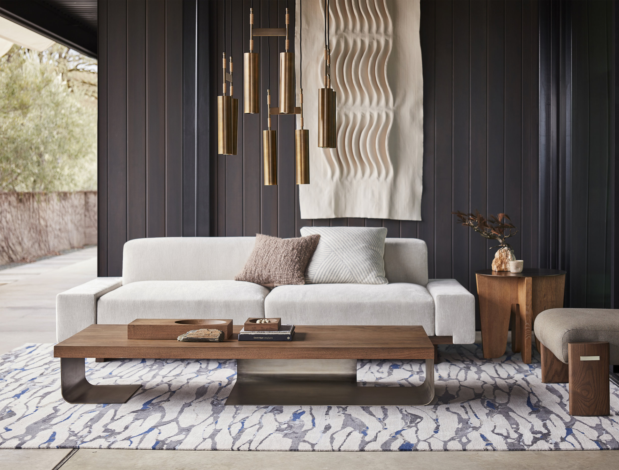 McGuire Furniture Company Lifestyle shoot  Photo: Thomas Kuo | Styling: Aubrey Maxwell