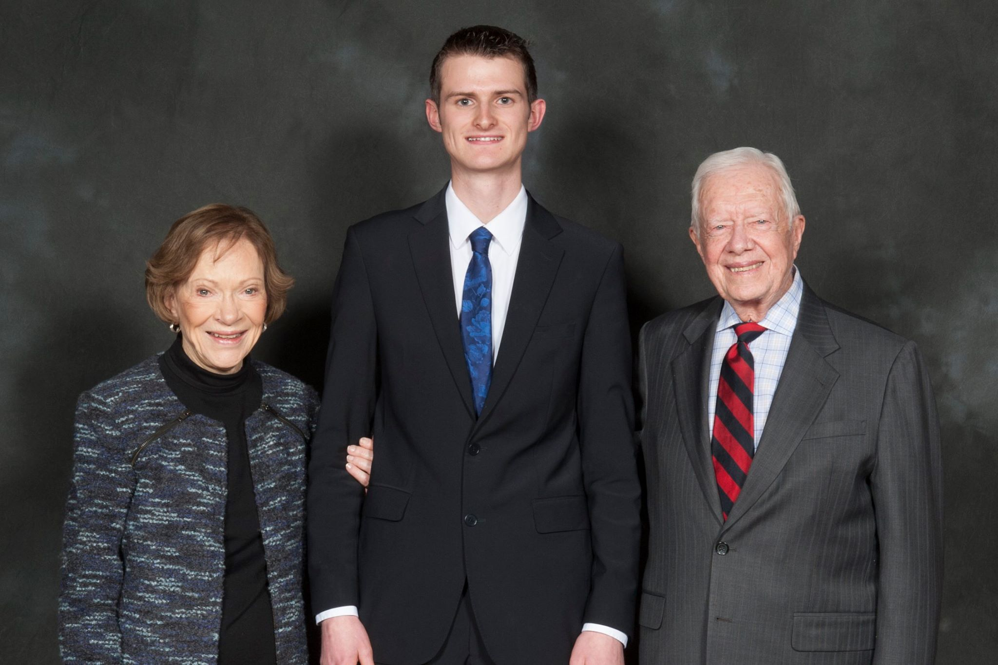 Aged 21, I worked for President and Mrs Carter, who inspired me with their lifetimes of public service. President Carter never dropped a single bomb, and he has since devoted his life to improving healthcare outcomes across the world.