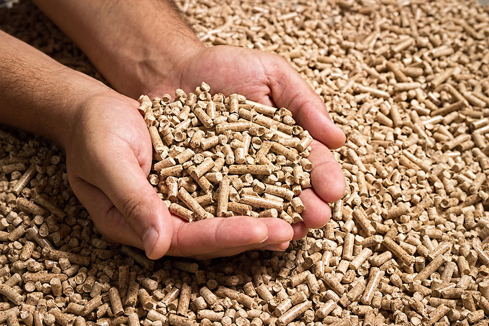 Wood Flour & Fuel Pellets