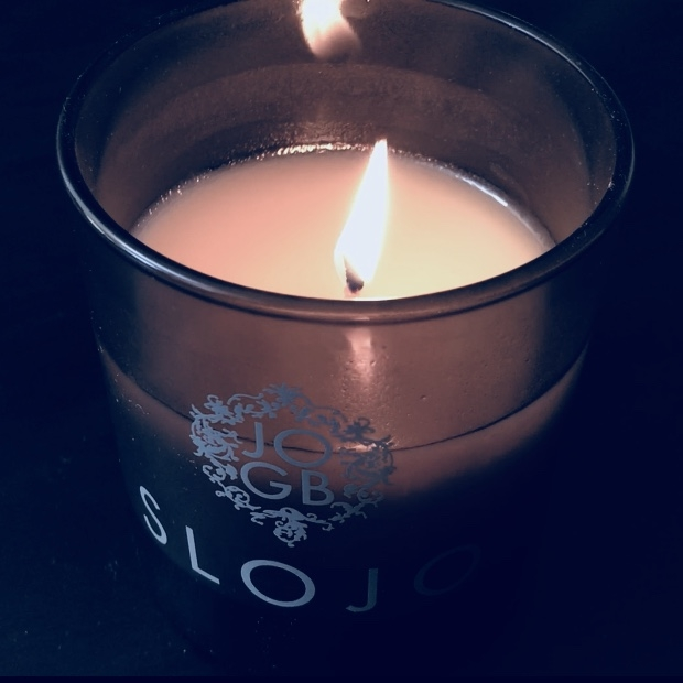 One of the easiest ways to learn to meditate...candlelight: gaze, breathe (so make it a pure aroma) and relax!