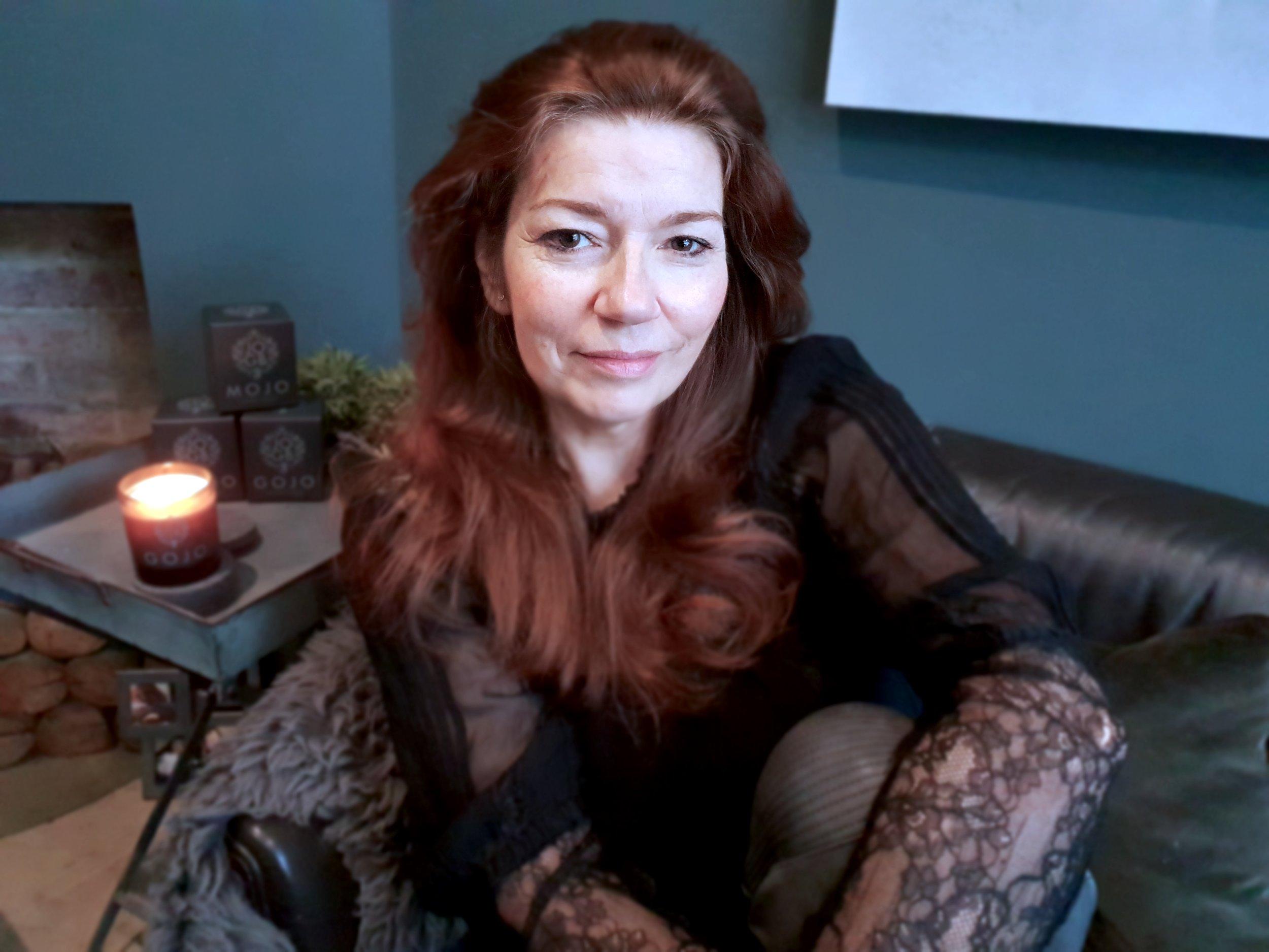 JOGB Founder, Jo Glanville-Blackburn
