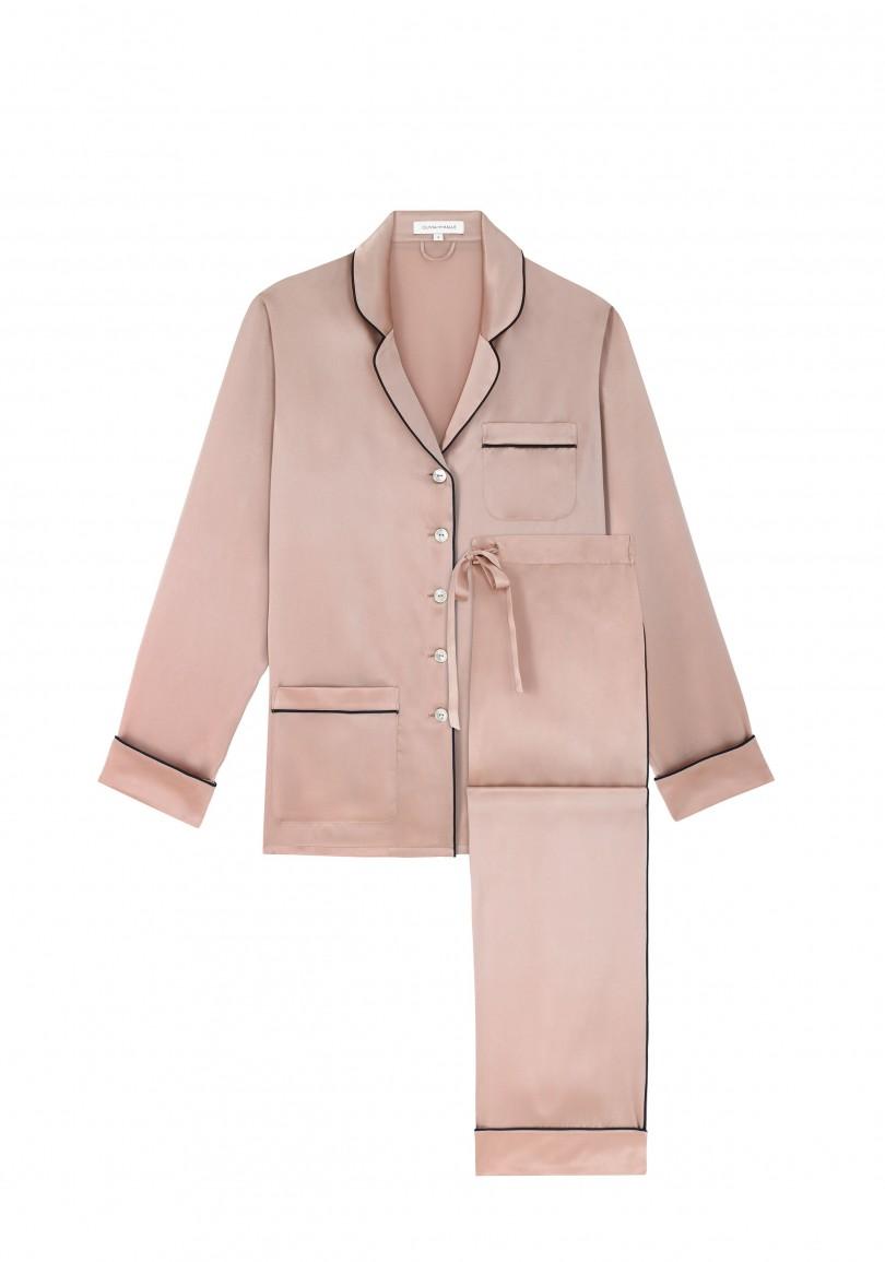 The Silk Pyjamas