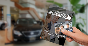 VIP Test Drive Card Carrier in Dealership.png
