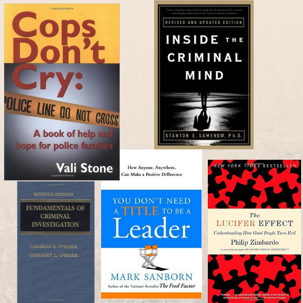 Criminal Justice Books to read