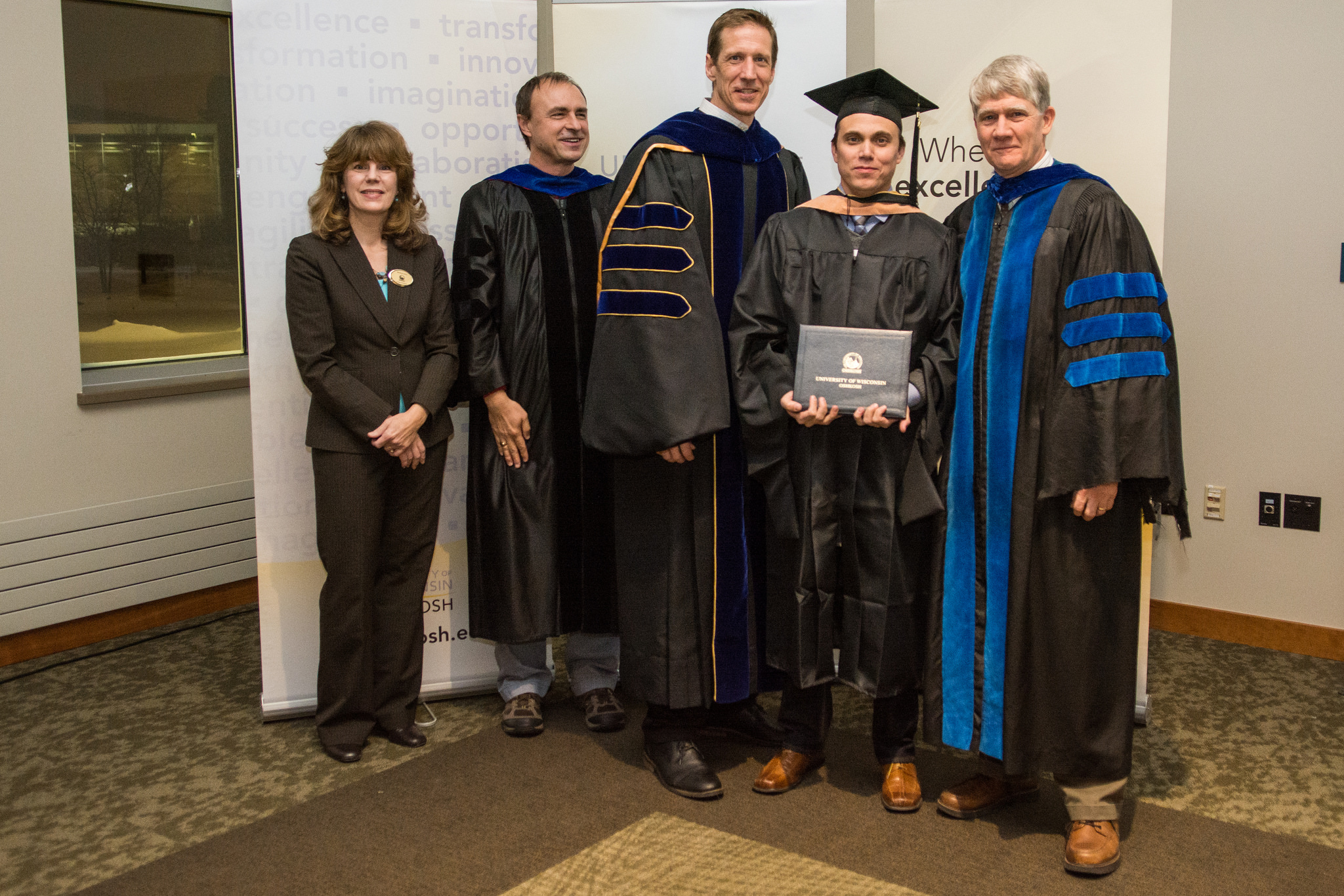 Adam Quirk graduated with an MBA from the University of Wisconsin.
