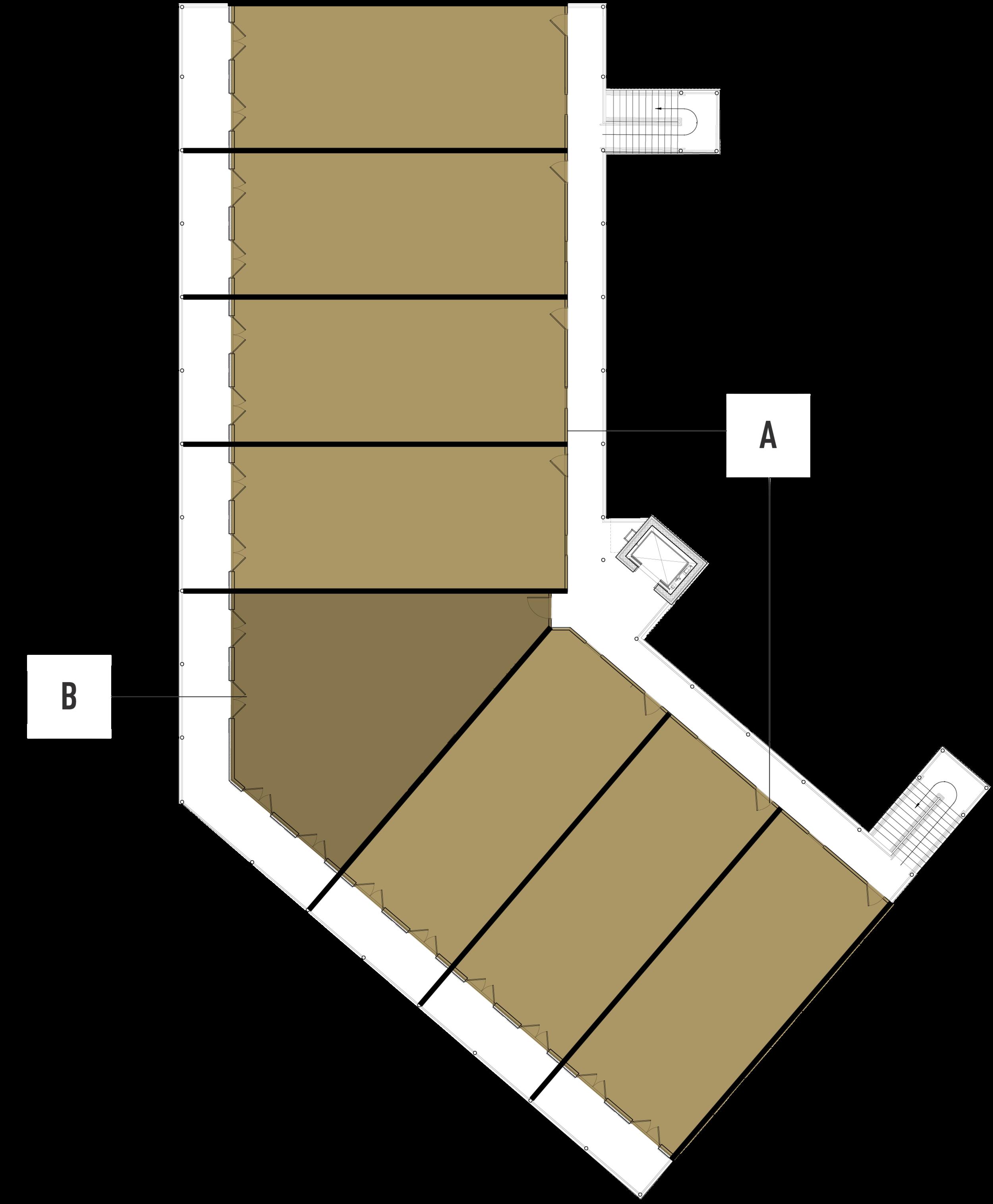 Two Floor Plans