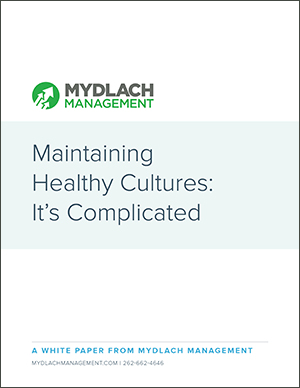 Maintaining Healthy Company Cultures White Paper Download