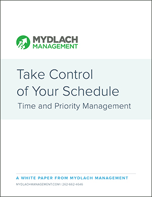 Time & Priority Management for Executives White Paper Download