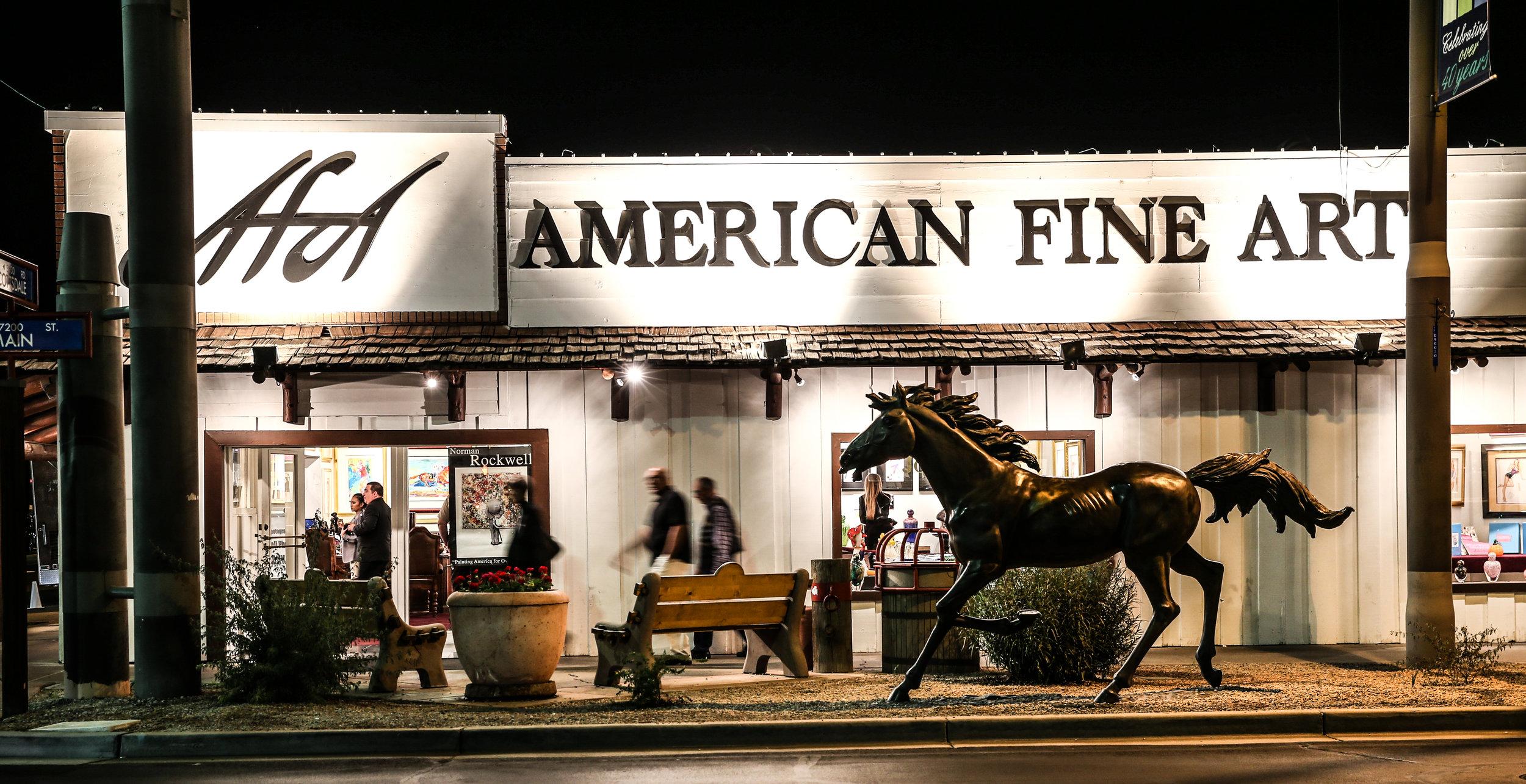 American Fine Art Inc