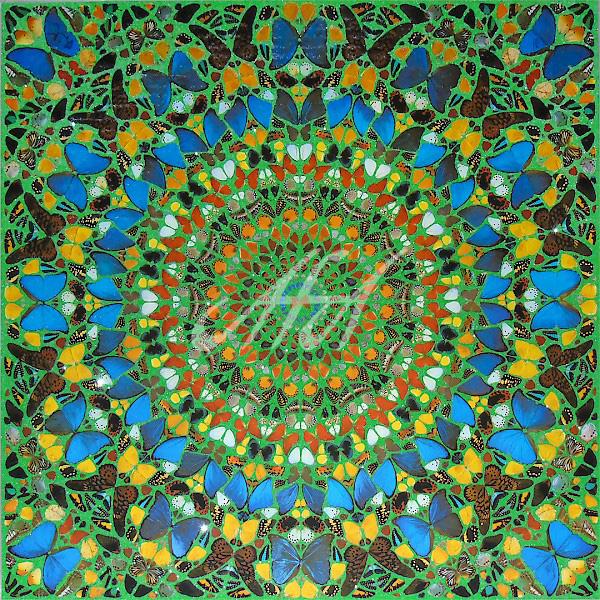Damien Hirst - Cathedral - Hagia Sophia - Diamond dust watermark.jpg