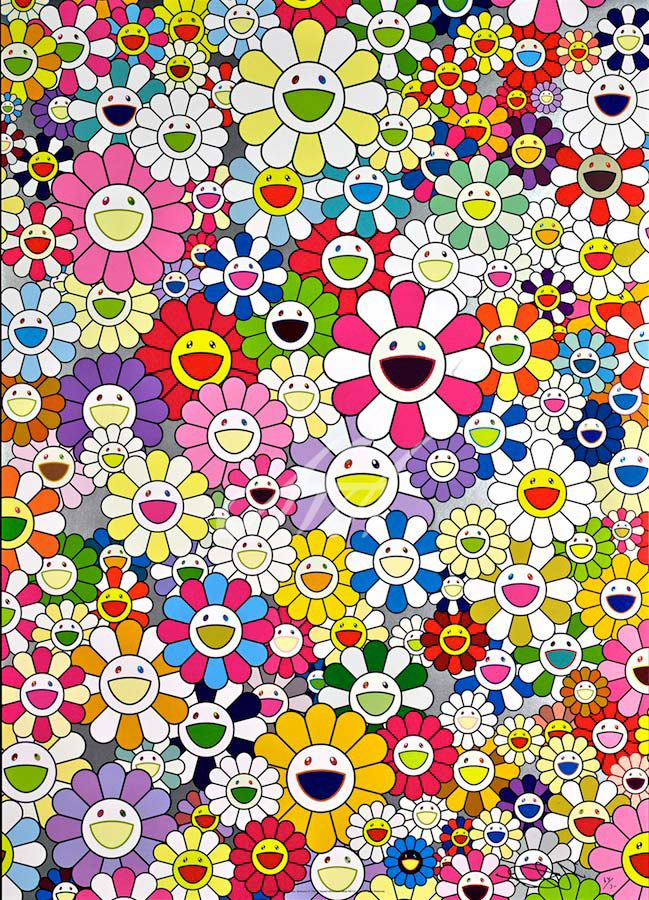Takashi Murakami - An Homage to Yves Klein, Multicolor A watermark.jpg
