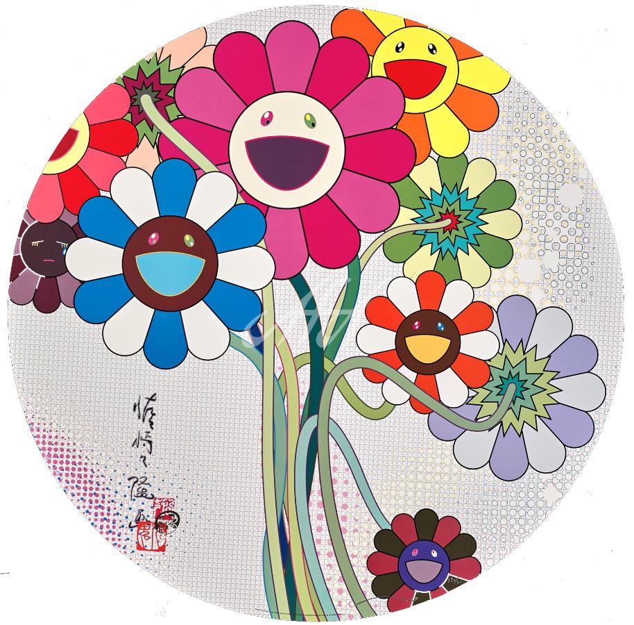 Takashi Murakami - Even the Digital Realm Has Flowers to Offer watermark.jpg