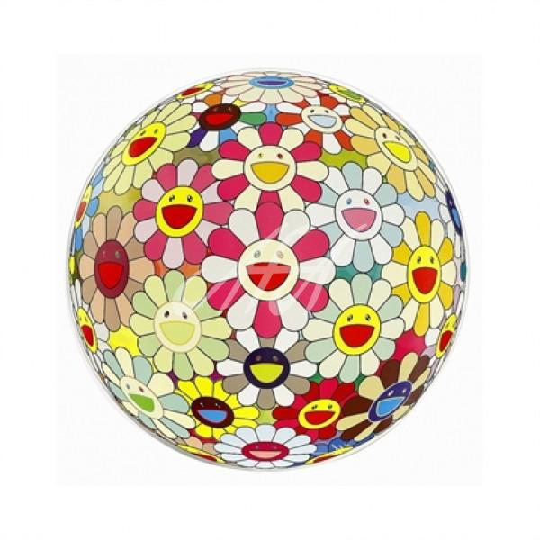 Takashi Murakami - Flower Ball 3D Margaret watermark.jpg