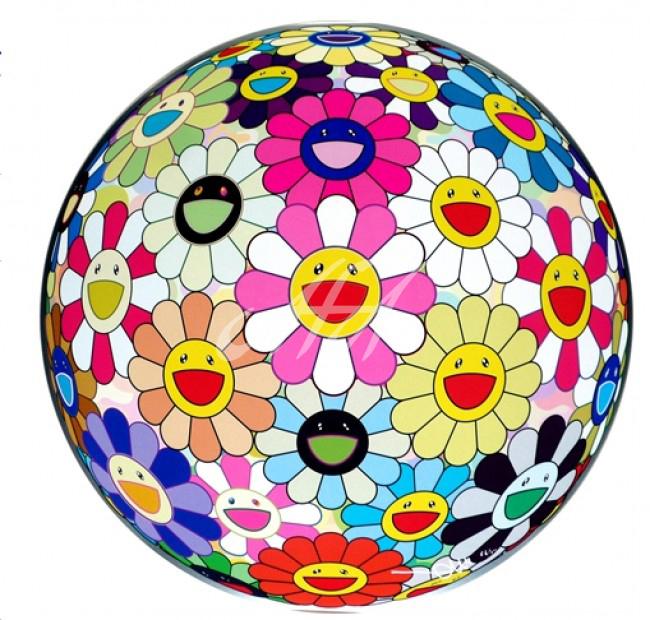 Takashi Murakami - Flower Ball 3D Pink watermark.jpg