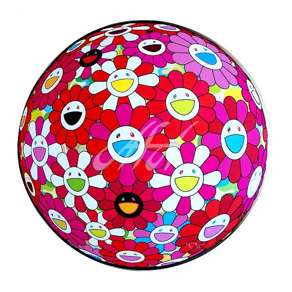 Takashi Murakami - Flower Ball 3D Papyrus watermark.jpg
