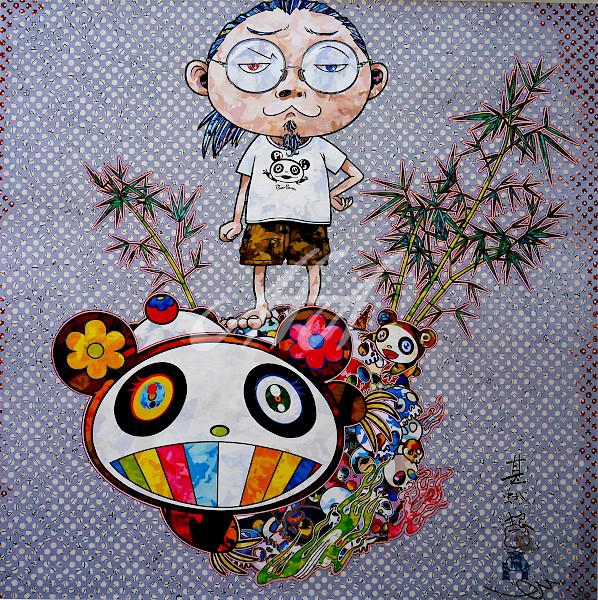 Takashi Murakami - I Met a Panda Family watermark.jpg