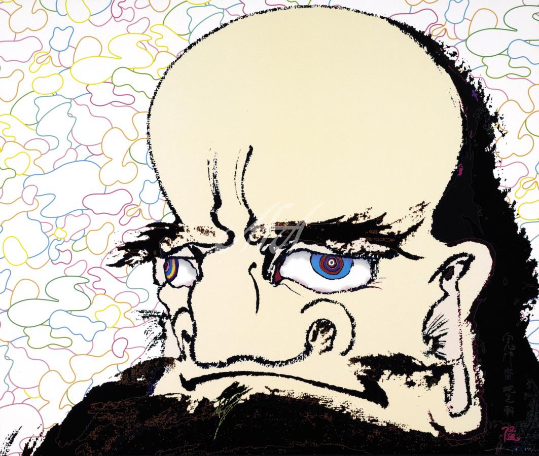 Takashi Murakami - In the heart's eye, a universe. watermark.jpg